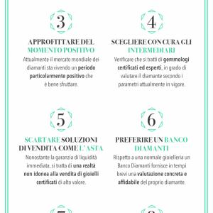 Vendere diamanti: 10 consigli da seguire