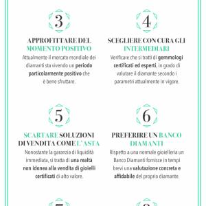 Vendere diamanti: segui i nostri 10 consigli
