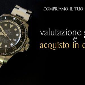 A chi vendere il vostro Rolex usato?