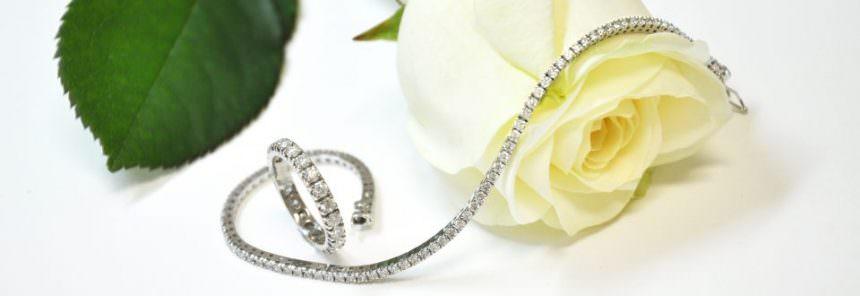 Come vendere un bracciale con diamanti