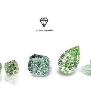Conoscete il prezzo dei diamanti colorati?