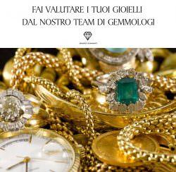 Gioielli in oro e diamanti: perché vendere e come avvengono le valutazioni