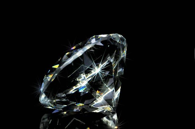 Quotazione dei diamanti in blister