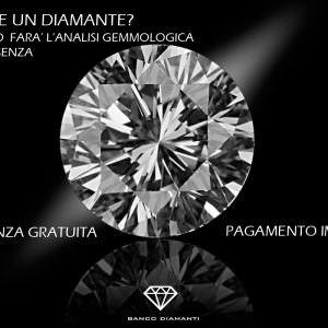 Sapete dove vendere diamanti a Roma? Scegliete Banco Diamanti