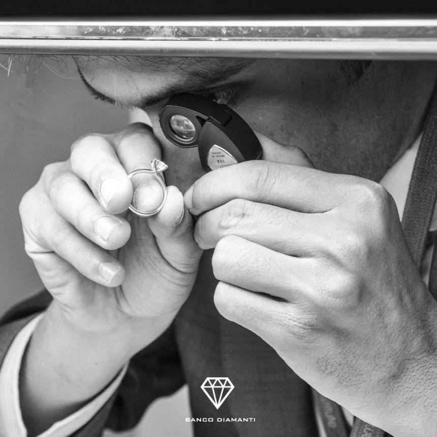 Valutazione dei diamanti online: la parola agli esperti