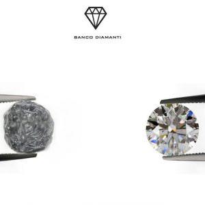 Diamante grezzo: come avviene la valutazione, a chi rivolgersi