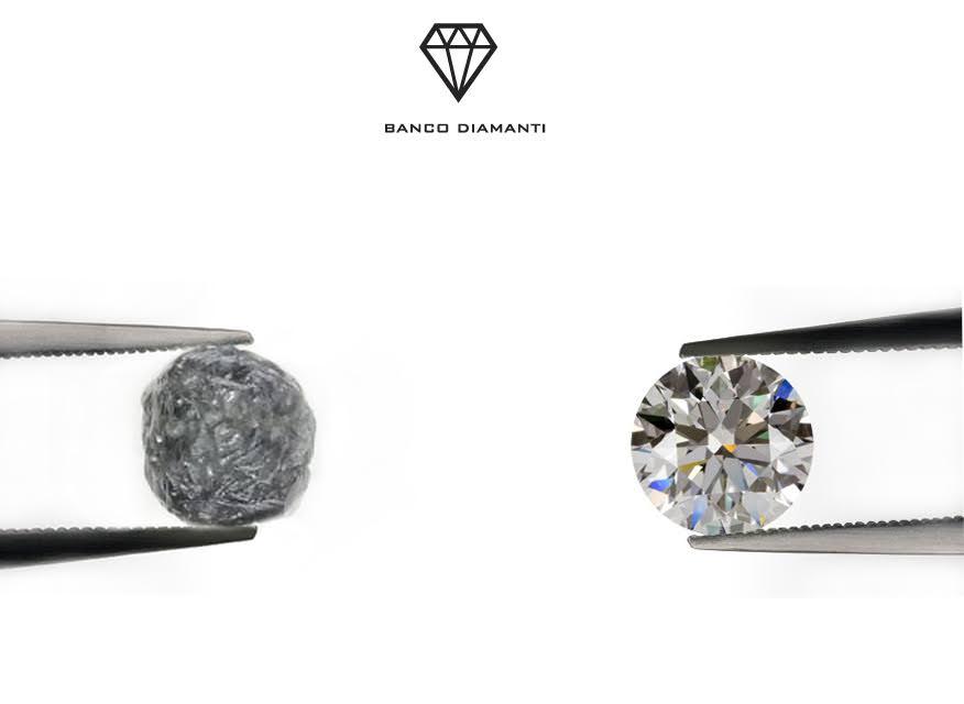 Diamante grezzo: come avviene la valutazione, a chi rivolgersi e dove venderlo