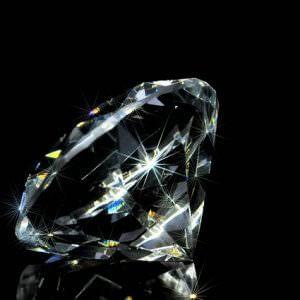 La simmetria dei diamanti: una delle sue caratteristiche fisiche