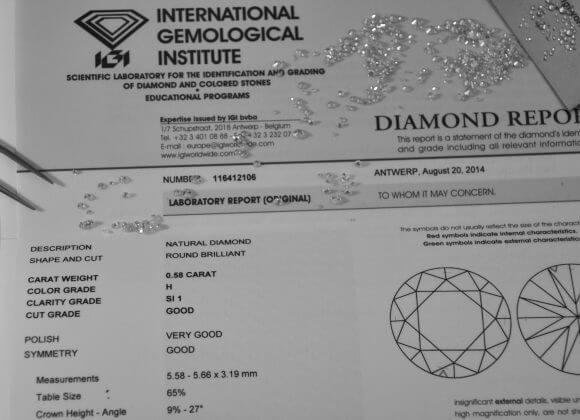 Banco Diamanti: ecco i professionisti del diamante ad Ancona