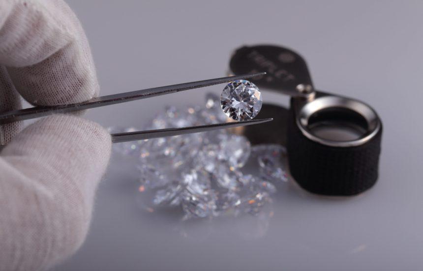 Permuta diamante usato per diamante nuovo e certificato